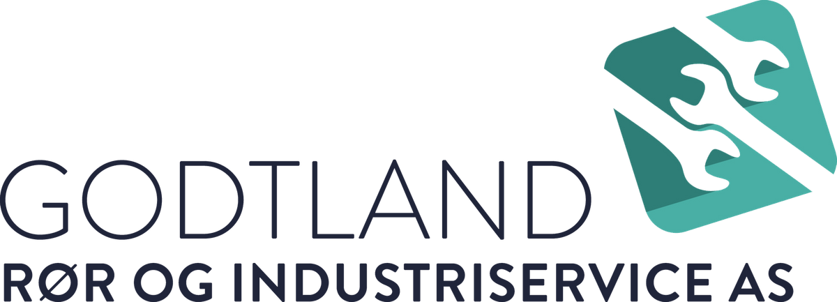 Logo, Godtland Rør & Industriservice AS